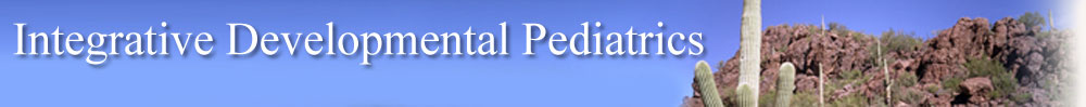Integrative Developmental Pediatrics Banner